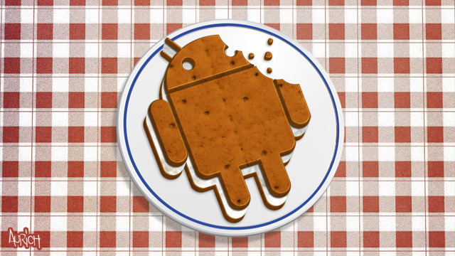 HTC Thunderbolt owners can finally chow down on Ice Cream Sandwich, over a year after its release.