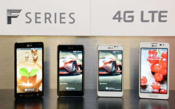 LG's Optimus L series is a bit more mid-range compared to the Optimus G Pro.