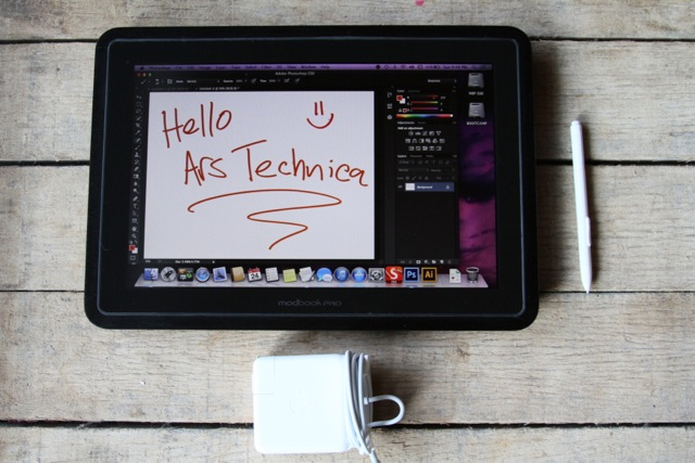 Modbook 2.0: The original Mac tablet gets a makeover | Ars Technica
