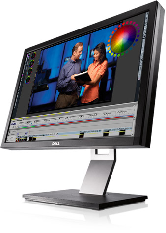 Dell UltraSharp U2410 1920×1200 IPS-panel LCD Monitor