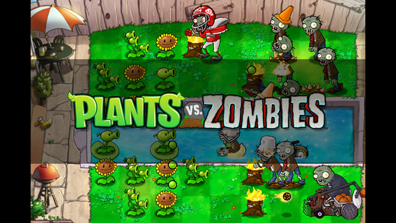 Elsewhere where AOSP happens, you can find <em>Plants vs. Zombies. </em>The sequel on the other hand...