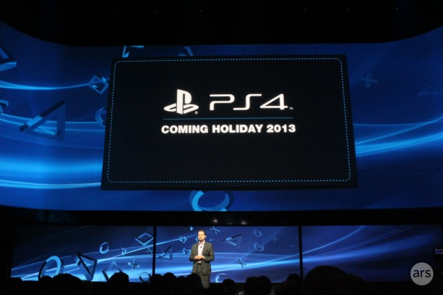 Sony reveals the PlayStation 4 ahead of holiday 2013 launch (updated)