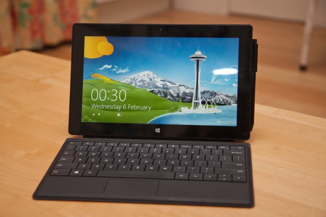 Microsoft Surface with Windows 8 Pro: Hotter, Thicker, Faster, Louder
