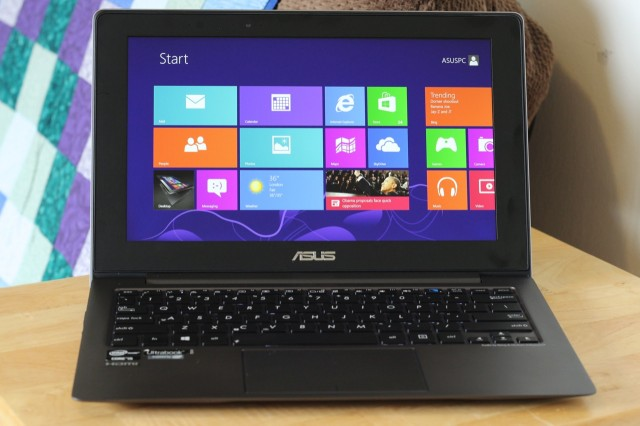 Two screens, four modes, one odd Ultrabook: The Asus ...