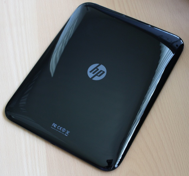 The ill-fated HP Touchpad. Will the company's Android tablets find more success?