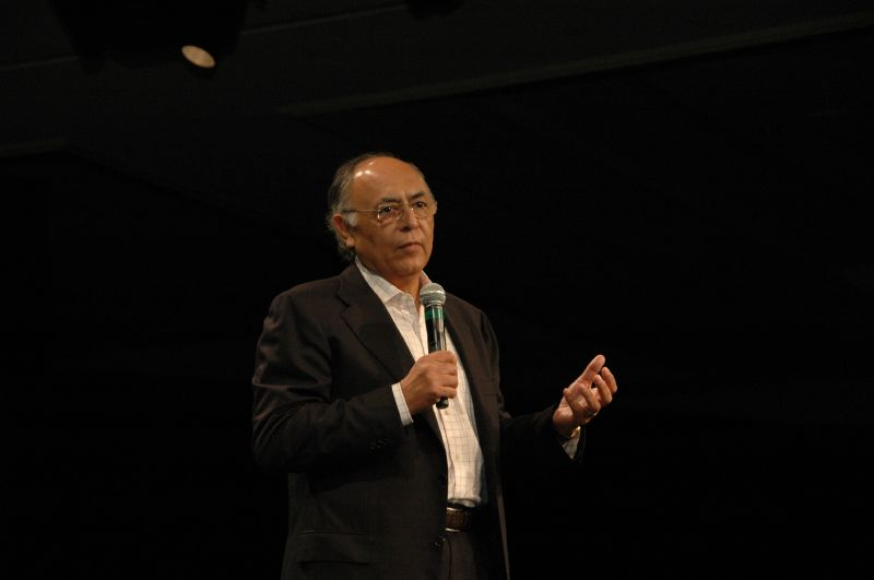 Hector Ruiz was AMD's CEO from 2002 to 2008.
