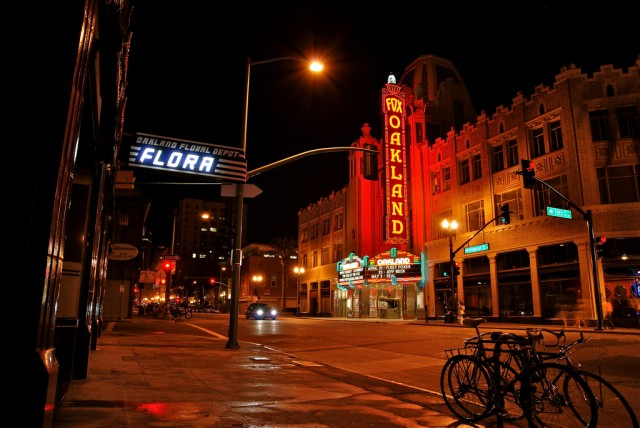 Blocks away from Oakland's Fox Theater, in City Hall, groups of hackers are trying to help the city, one line of code at a time.