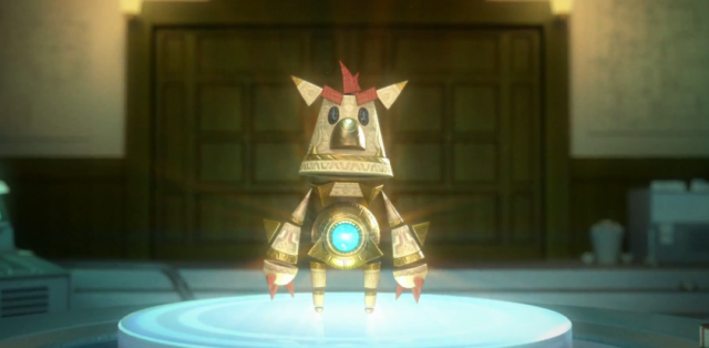 Still from Knack, a PS4 exclusive title. What else will Sony reveal in the next few months?