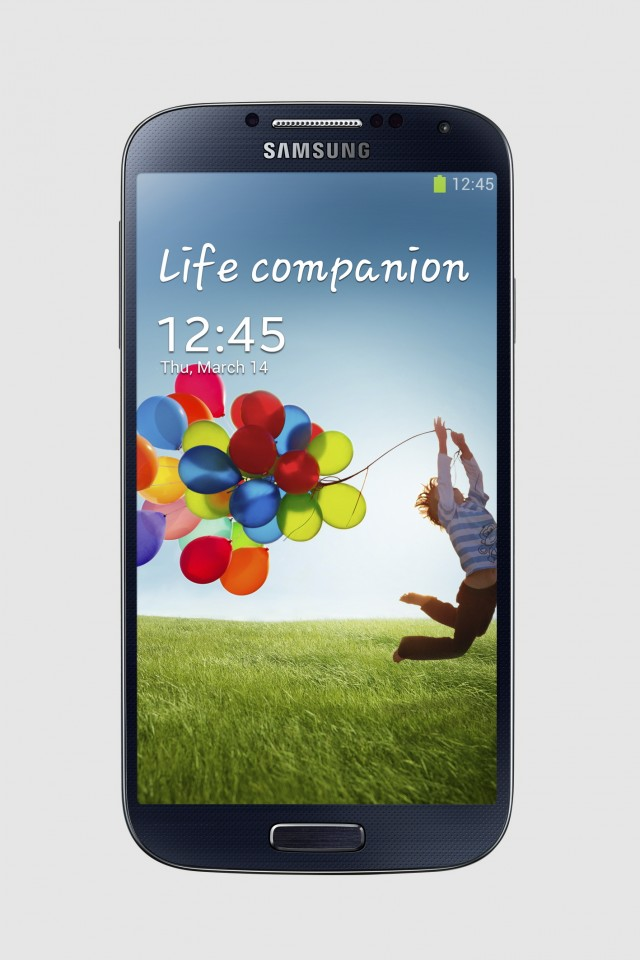 Samsung shines the spotlight on the new 8-core Galaxy S 4