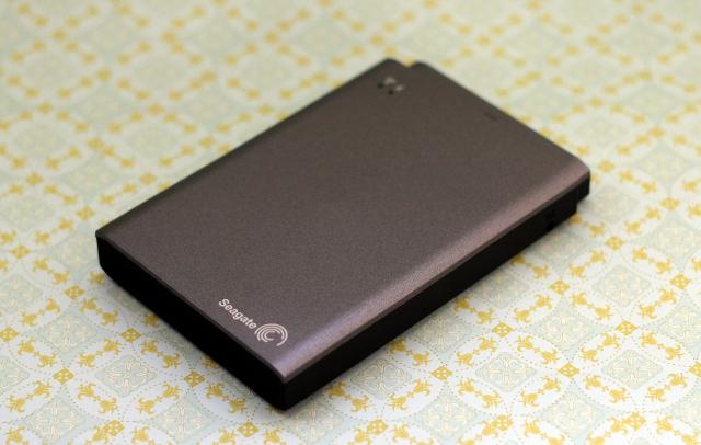 The Seagate Wireless Plus portable hard drive—when 128GB