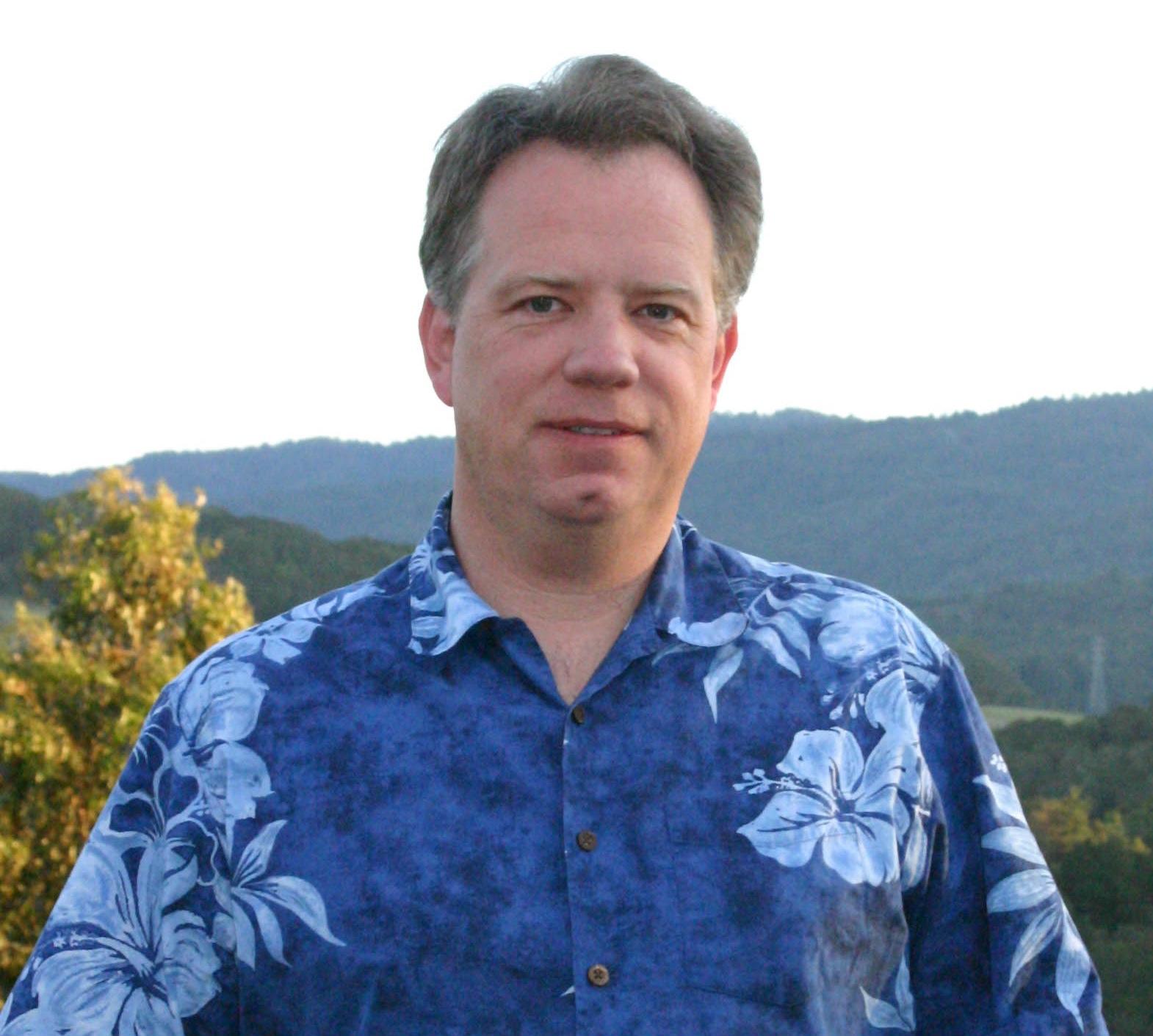 Raspbian project founder Mike Thompson.