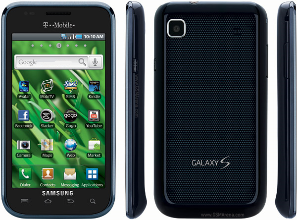 The Samsung Galaxy S (Vibrant variation), the phone that started it all.