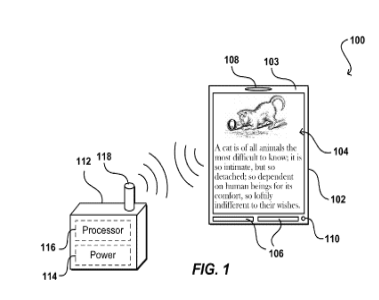 "Bezos' ""remote display"" patent envisions tablets and e-readers that are just screens—power and processing is provided wirelessly by a central system."