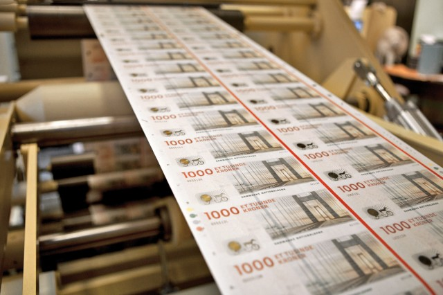 If the Danish Ministry of Taxation is right, Microsoft will owe a bunch of these 1,000 DKK ($174) notes.