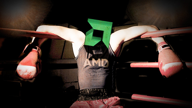 The rise and fall of AMD: A company on the ropes