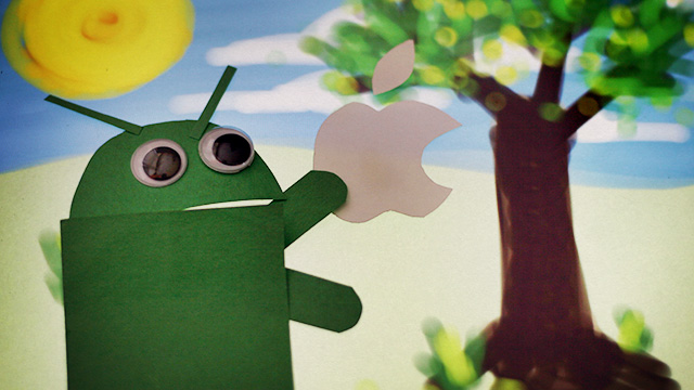 Five features we wish Android would borrow from iOS