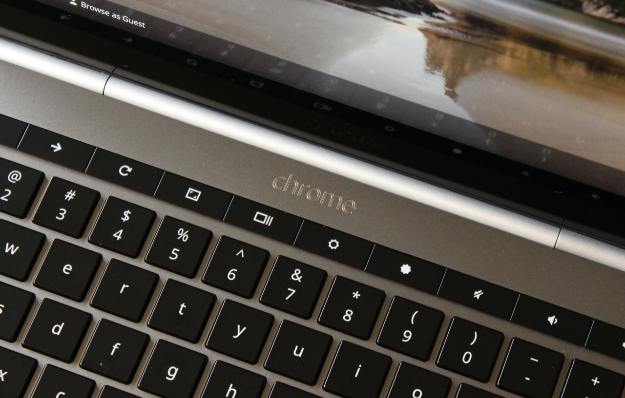 The Chromebook Pixel is some truly stunning hardware held back by an OS that's too light for its own good.