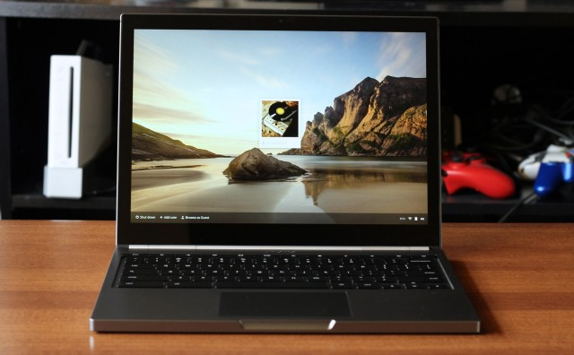 "We guess this is called the ""Chromebook Pixel 1"" now."