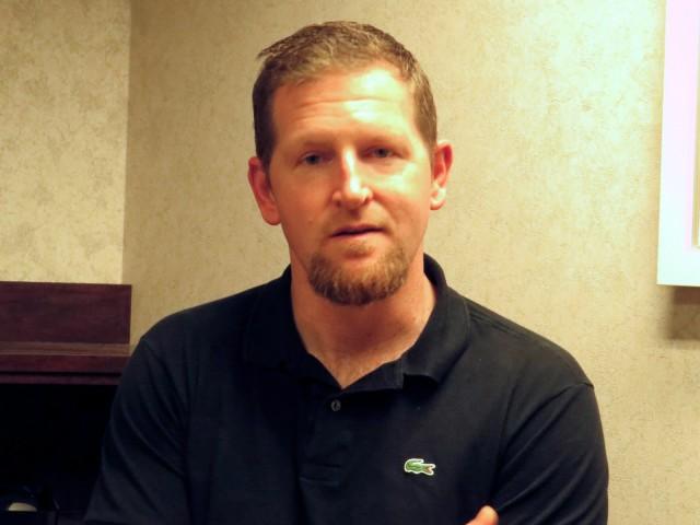 49ers IT Director Dan Williams.