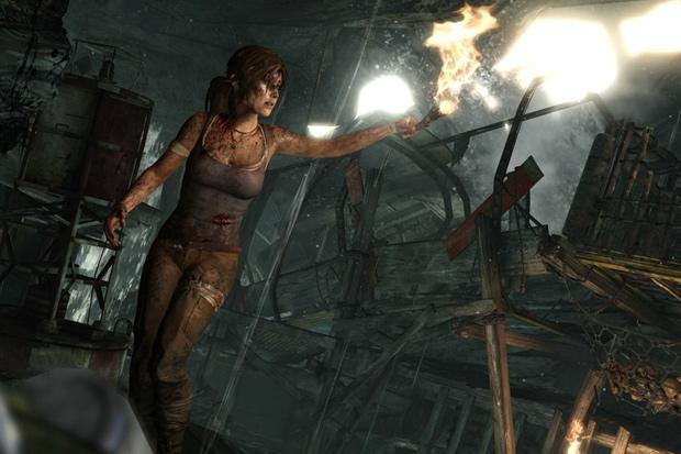 Tomb Raider interview: The apocalyptic art of Lara Croft