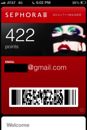 The way Passbook integrates with travel and retail apps is nifty, and also, the future.