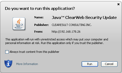 Thanks, Oracle: New Java malware protection undone by old-school