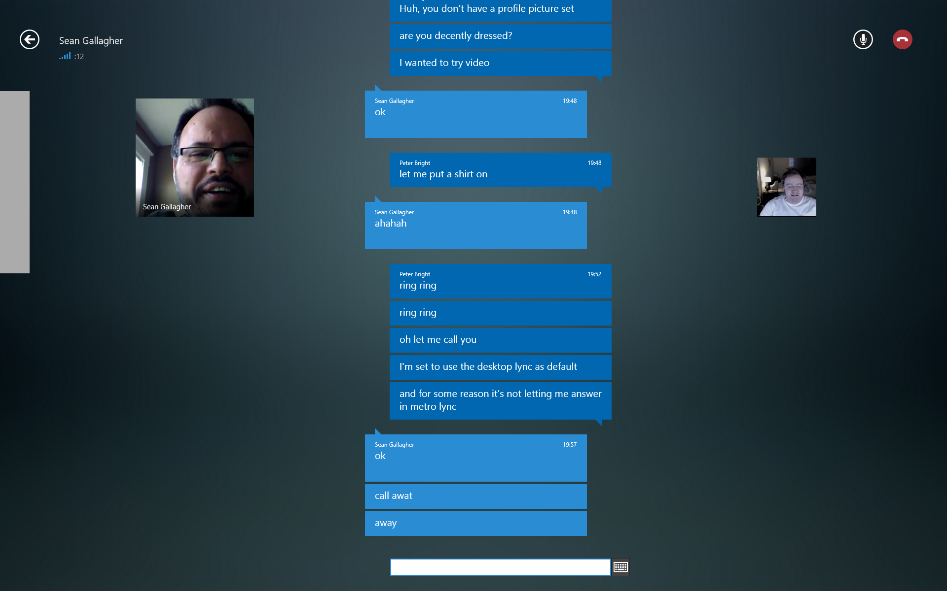 Lync 2013 Is Everything That Skype Should Be Why Do They