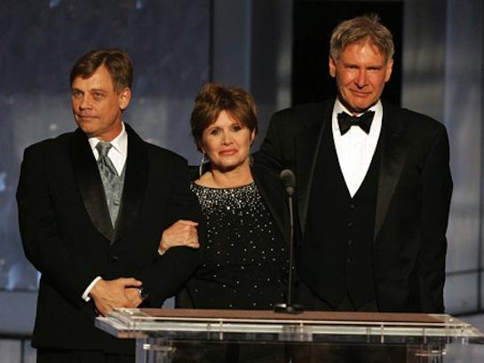 An Old Hope: Lucas says Hamill, Fisher, and Ford set for Star Wars VII