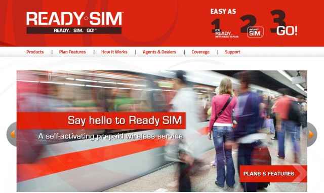 Ready SIM offers cheap, short-term, and disposable mobile service