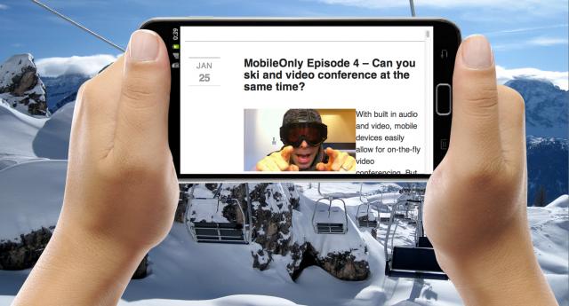 "Benjamin Robbins' ""Remotely Mobile"" blog."