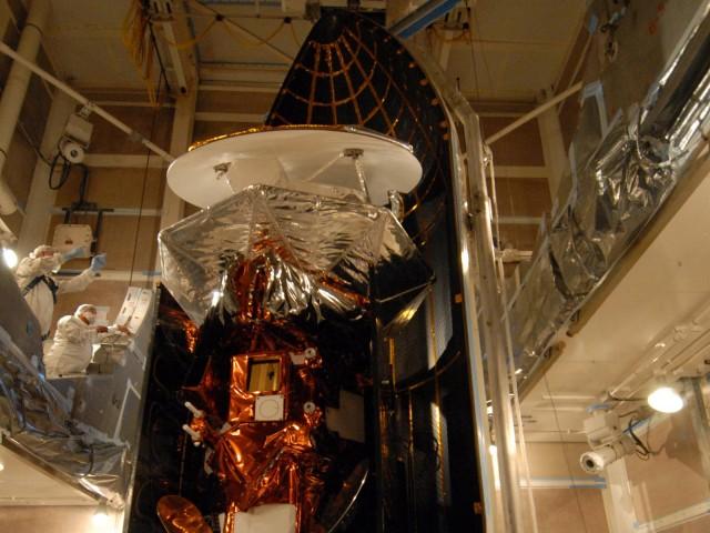 How salty is that seawater? Ask the Aquarius satellite ...
