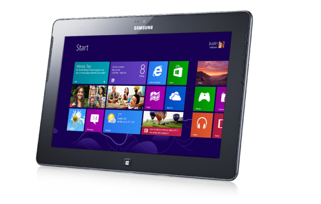 The Samsung Ativ Tab: not coming to a store near you.