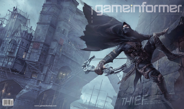 Thi4f becomes plain old Thief, reboot coming in 2014