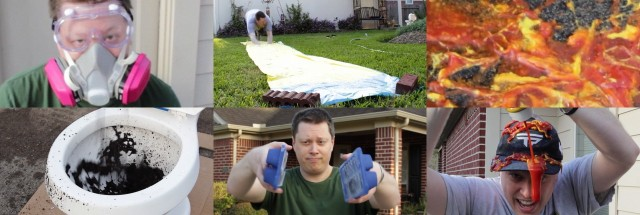 The Internet-demanded, partially scientific testing of Ultra-Ever Dry (in HD!)