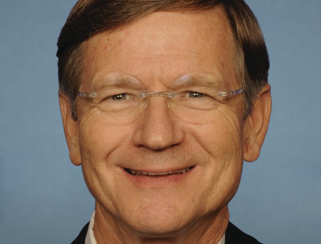 House member Lamar Smith thinks he can find ways to improve the National Science Foundation's grant-funding process.