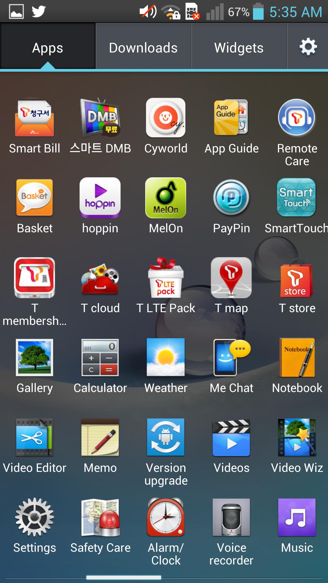 Apps, apps, apps, apps, apps, apps—everybody!