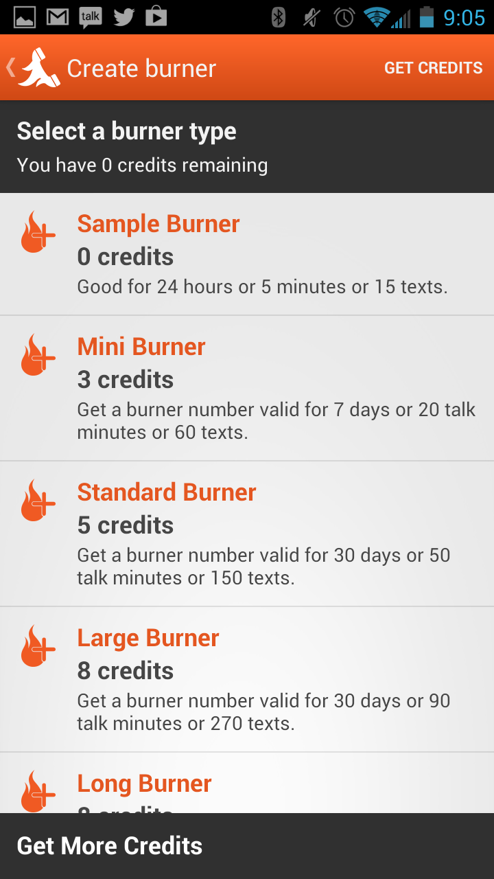 Get A Disposable Number For Android With The New Burner App Ars