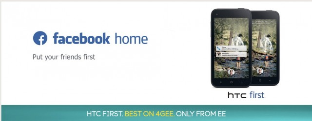 EE, based in the United Kingdom, will be one of the first two non-American carriers to offer the HTC First.