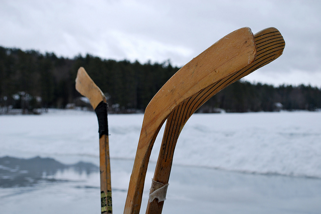 Climate science once again finds itself fighting with hockey sticks