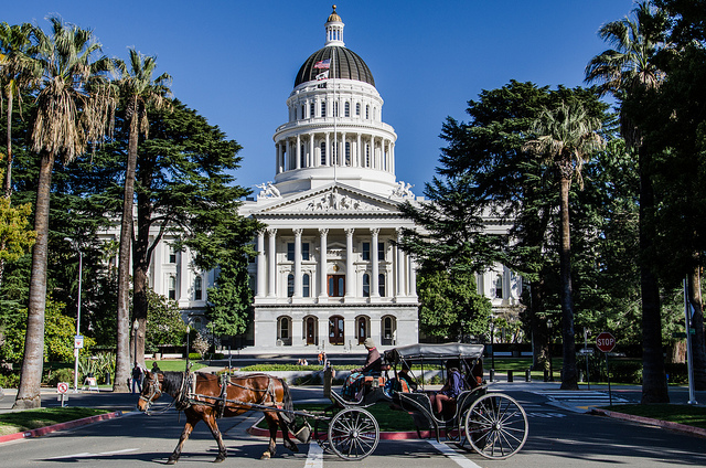 "Silicon Valley firms claim new California data disclosure bill is ""overbroad"""