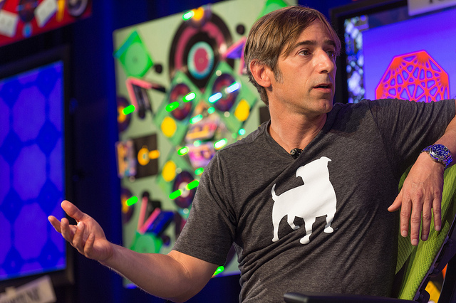 Mark Pincus, Founder, CEO and chief product officer, Zynga.