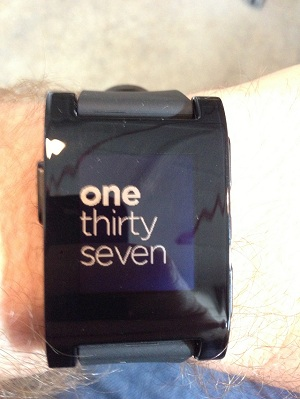 Hands-on with the Pebble watch: A handy device with a lot of potential
