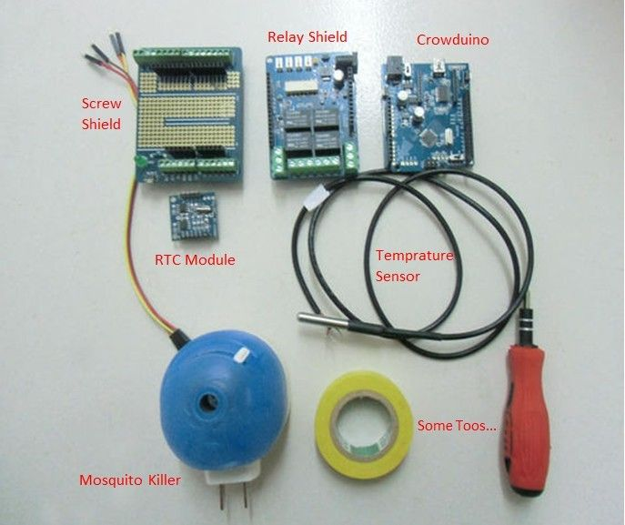 Arduino projects that require major hacking skills—or a