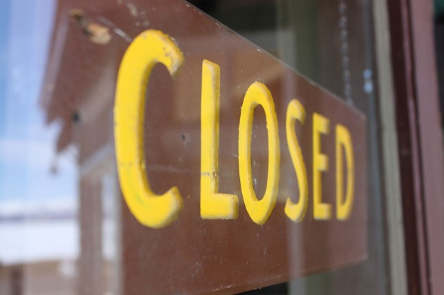 Study: 45 percent of Bitcoin exchanges end up closing