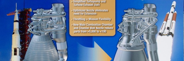 New F-1B rocket engine upgrades Apollo-era design with 1.8M lbs of thrust
