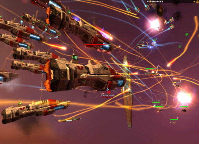 Going once, going twice! Gearbox picks up Homeworld in THQ auction