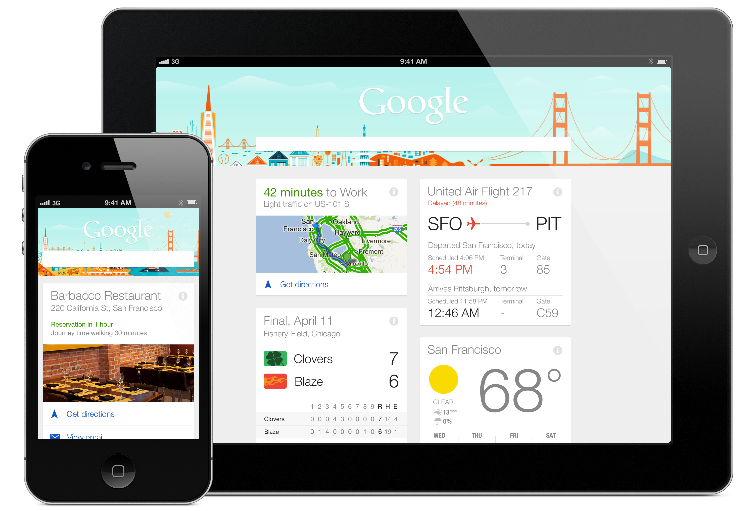 google now for iphone now is available for iphone and users ars 3029