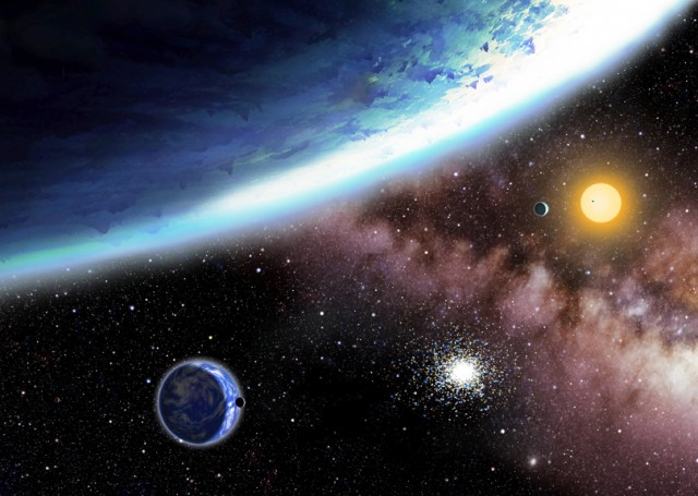 Kepler spots two super Earths, one squarely in the habitable zone