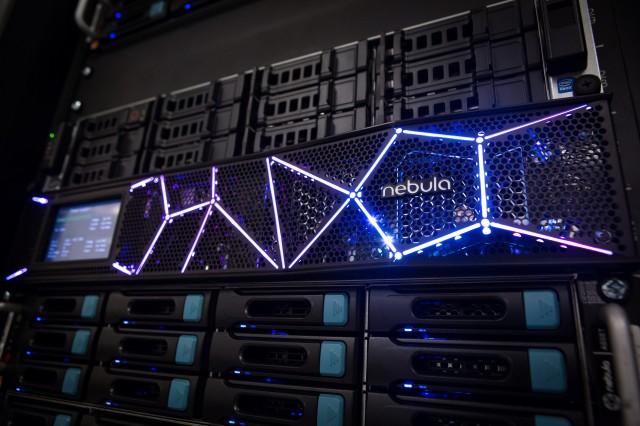 A Nebula cloud controller.
