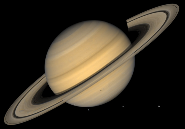 Tonight: Get the clearest, brightest view of Saturn in years